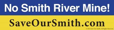 No Smith River Mine!